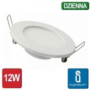 OPRAWA LED SLIM DOWN LIGHT E6 12W BIAŁA NEUTRALNA